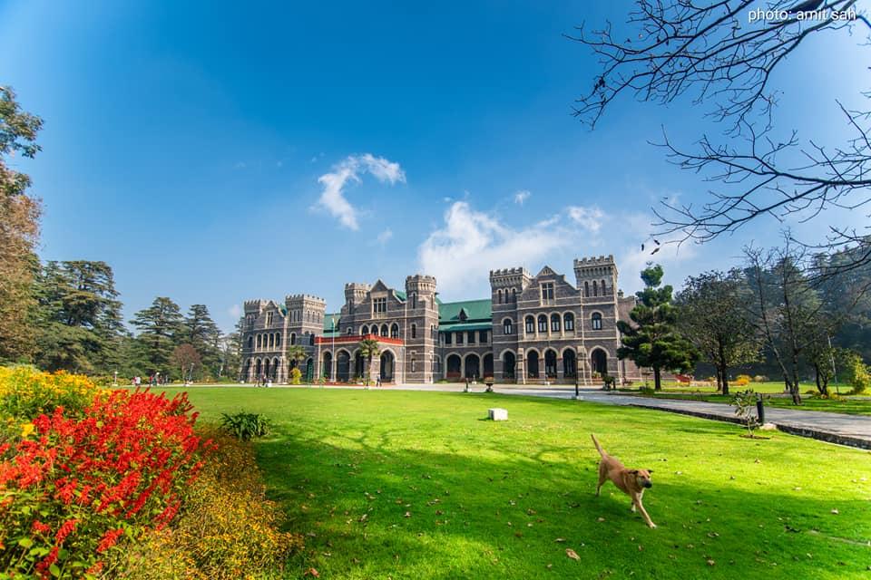 Raj Bhawan Nainital Uttarakhand