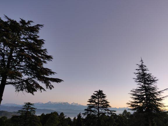 Shitalkhet Almora Himalaya Photos