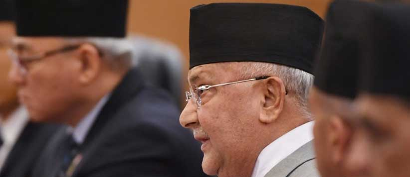 Nepal Accuses China of Territorial Encroachment