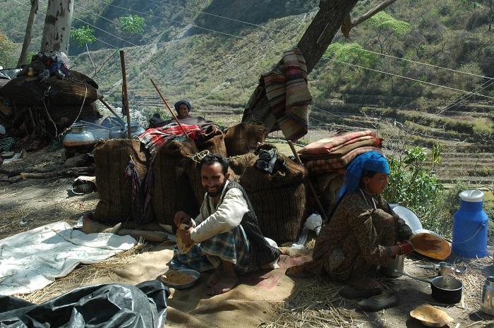 Gujars of Uttarakhand Tarai