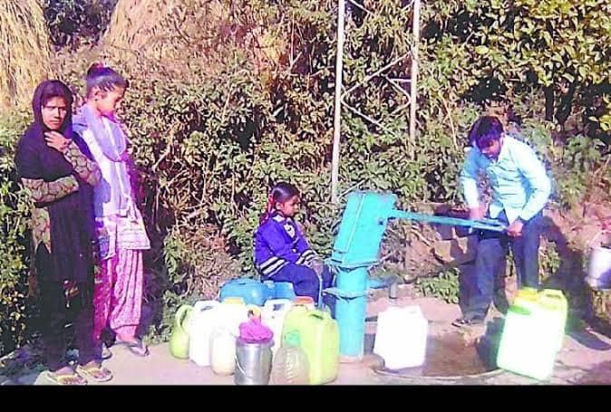 report Pulla Village Champawat