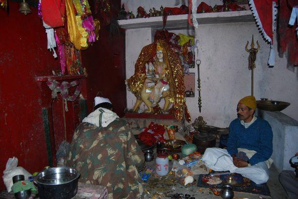 Bhgwati Mandir kanar Village