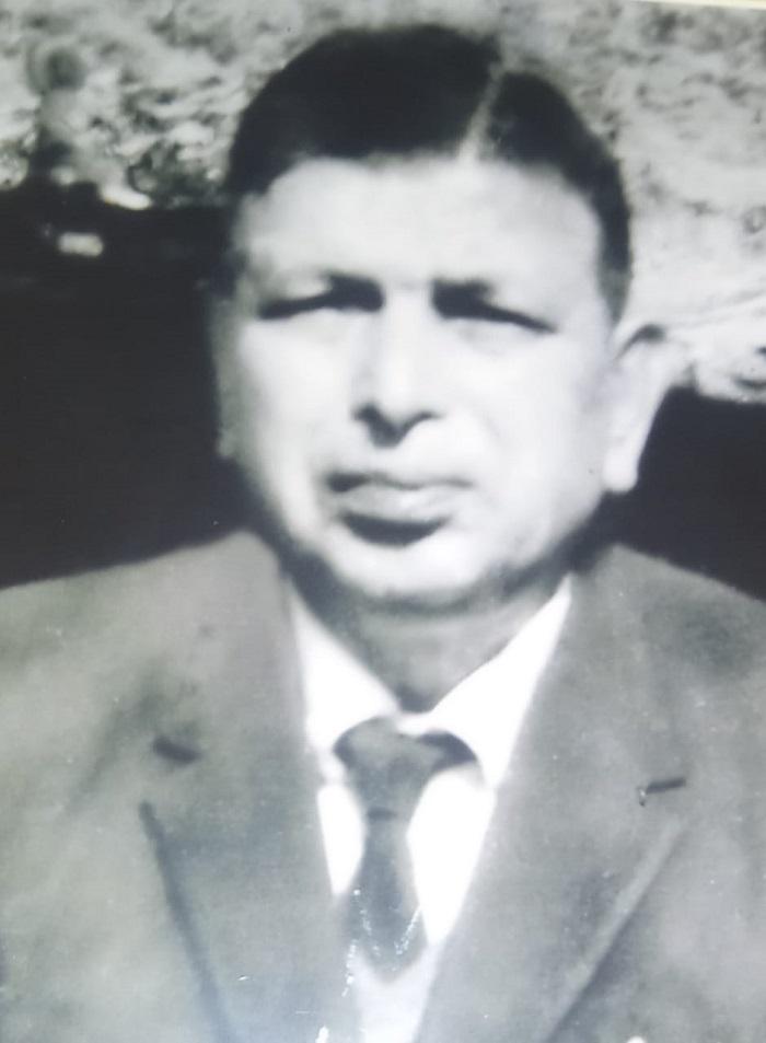 Dr. Aan Singh Bisht Bhowali