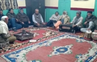 कुमाऊं में बैठकी होली शुरू हो गई है