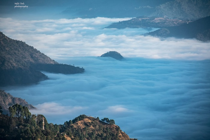 Photographer Udit Sah from Nainital