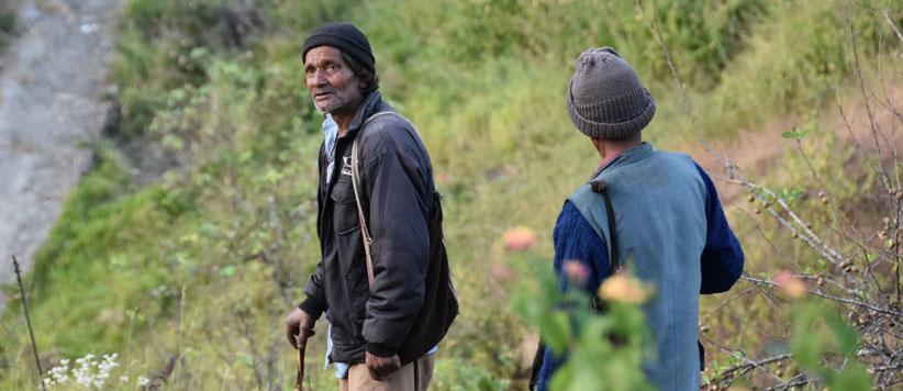 पहाड़ी तकिया कलाम नहीं वाणी की चतुरता की नायाब मिसाल है ठैरा और बल का इस्तेमाल