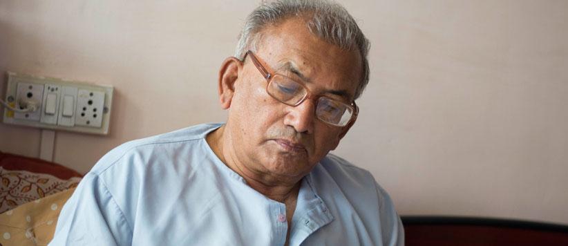 Prof. Kharak Singh Valdiya