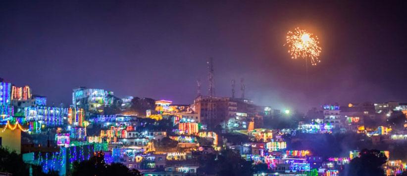 पिथौरागढ़ के रक्षित पांडेय के फ़ोटोग्राफ़