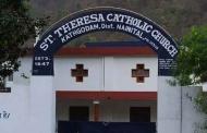 हल्द्वानी में सबसे पहला चर्च रोडवेज बस स्टेशन के पास था