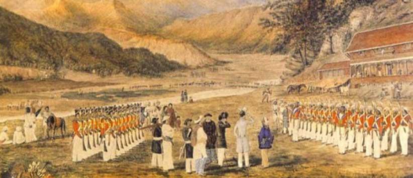 पिथौरागढ़ के कालापानी को अपना बता रहा नेपाल