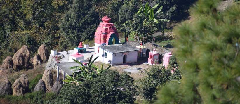 पूर्व की ओर झुका है पिथौरागढ़ के मड़ गांव में सूर्य का मंदिर