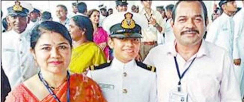 Sonali Mankoti first woman Coast Guard officer of Kumaon
