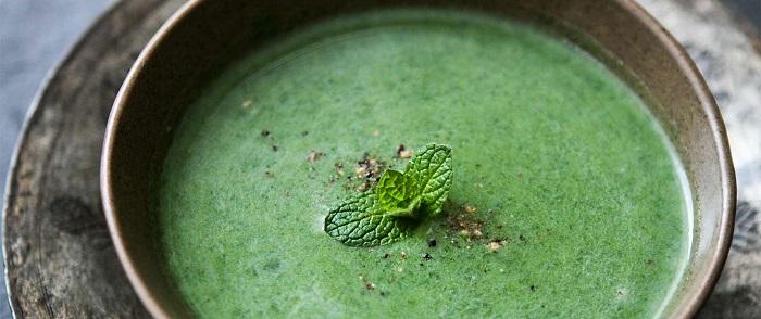 सिसूण का सूप बेहद स्वादिष्ट व पौष्टिक है