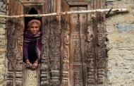कुटी गाँव और वहाँ के लोगों की तस्वीरें