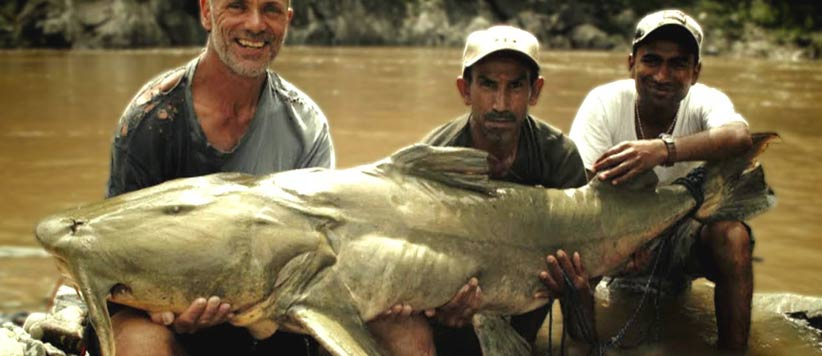 Maneater Fish of Mahakali River and Thrice Dead Old Man