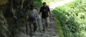 Sin La Pass Trek Vyans Valley Keshav Bhatt