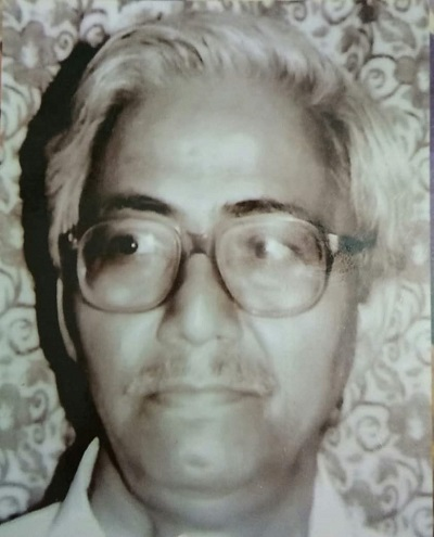 Story writer Panu Kholiya