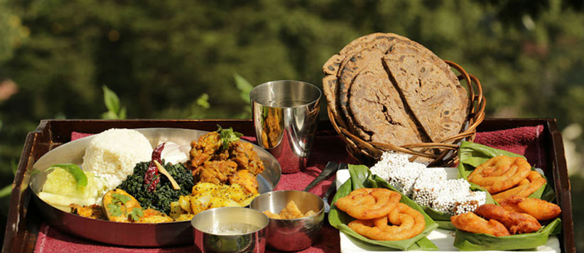 traditional uttarakhand food