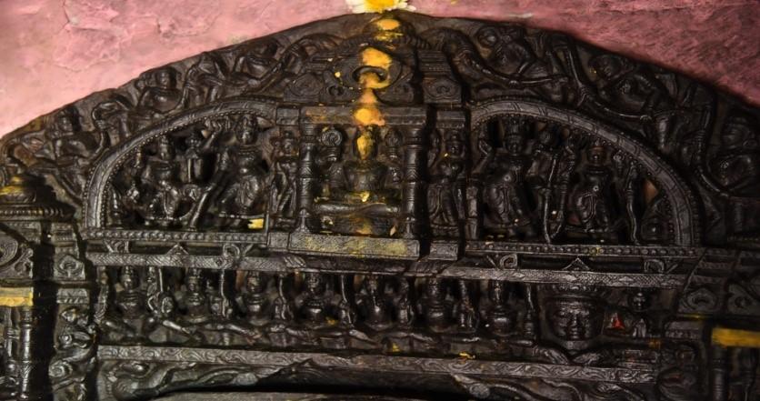Vishnu Temple in Pithoragarh