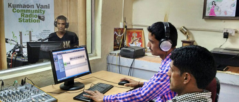 First Community Radio Kumaon