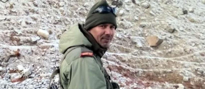 आक्सीजन की कमी और ठंड से उत्तराखंड के सैनिक की सियाचिन में मृत्यु