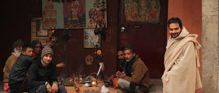 कालीचौड़ मंदिर में शिवरात्रि के अवसर पर भक्तों का ताँता और अखंड भंडारा