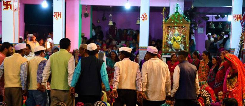 भ्वींन : रात में गाये जाने वाले धार्मिक कुमाऊनी गीत