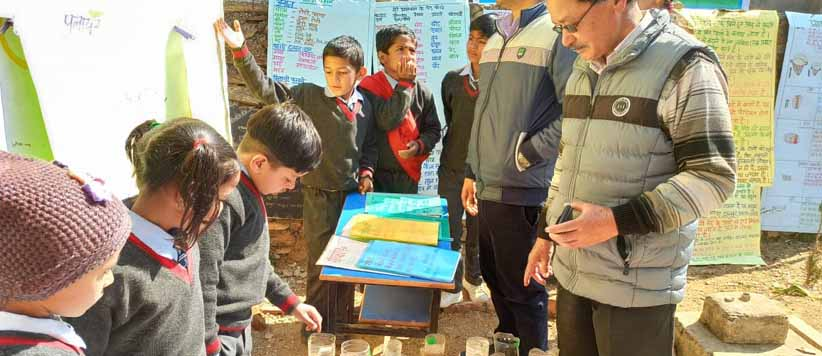 Migration in Uttarakhand School Children Pithoragarh