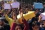 फारेस्ट गार्ड भर्ती घोटाला : धरने पर बैठे छात्रों के साथ पुलिस की अभद्रता