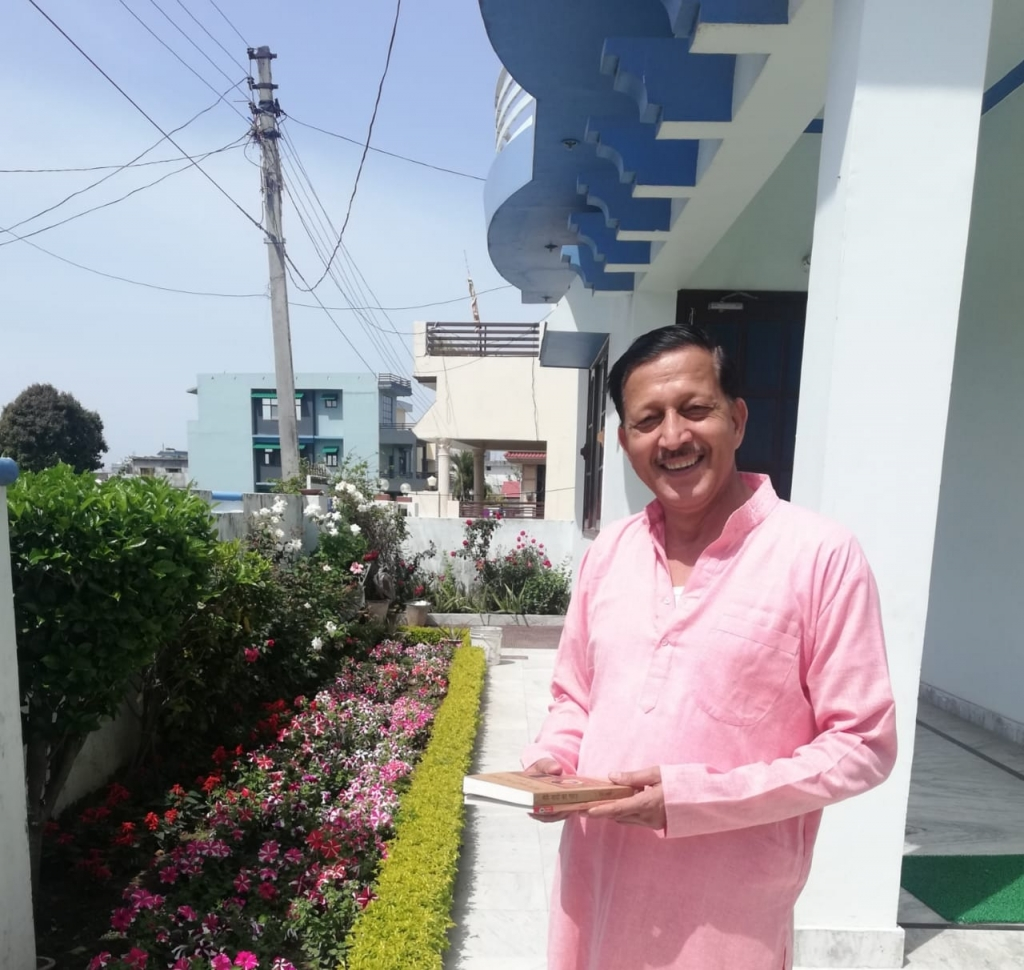 Tribute Arvind Dangwal on His Retirement