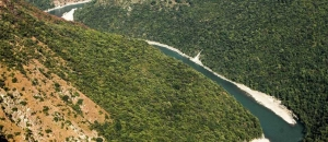 Kali River and its Drainage System