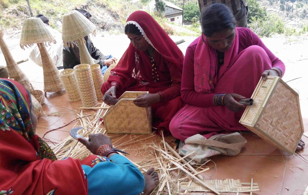 Self Helping Group in Uttarakhand