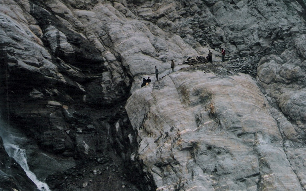 Gori Ganga in Milam Uttarakhand