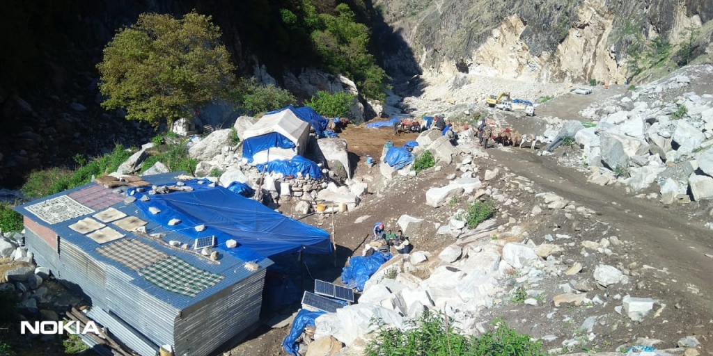 Inaugurataion of Link Road to Kailash Mansarovar Yatra