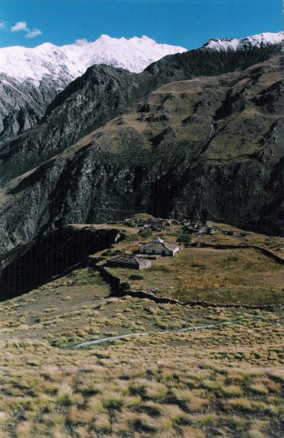 Martoli Village Munsiari Pithoragarh Uttarakhand