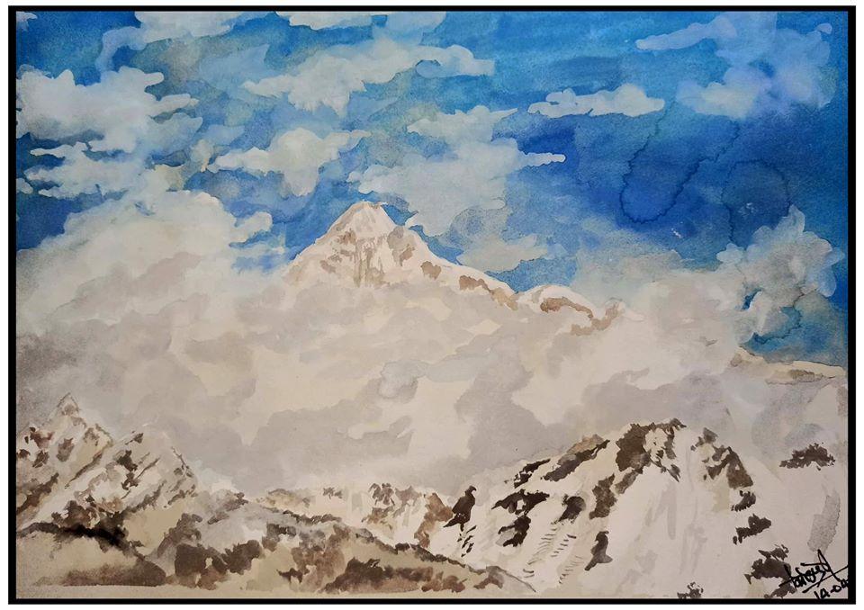 Milam Glacier Trek Travelogue