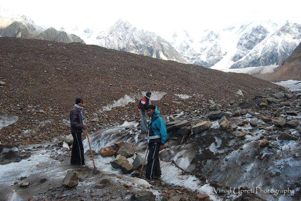 Milam Glacier Trek, Milam Glacier, Milam Glacier Photo, Milam Glacier Trek Travelogue