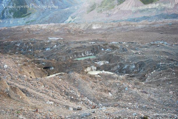 Milam Glacier Trek, Milam Glacier Trek Travelogue