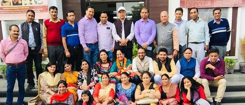 Uttarakhand Lok Manch Delhi