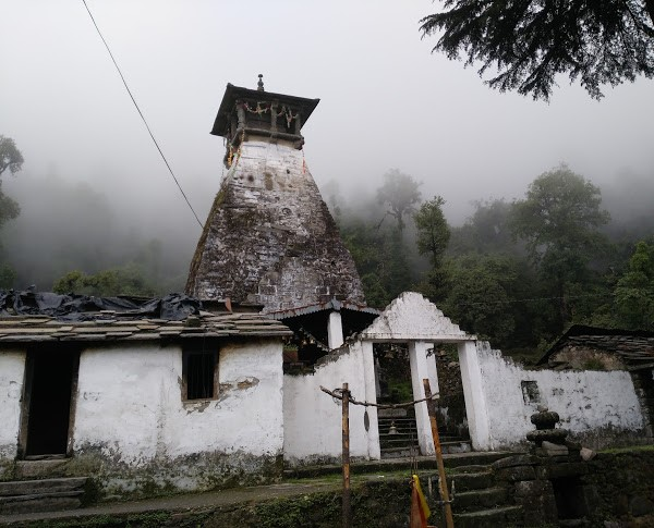 Binsar Mahadev Pauri Garwal