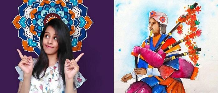 Neha Uniyal Graphic Designer Architect Artist