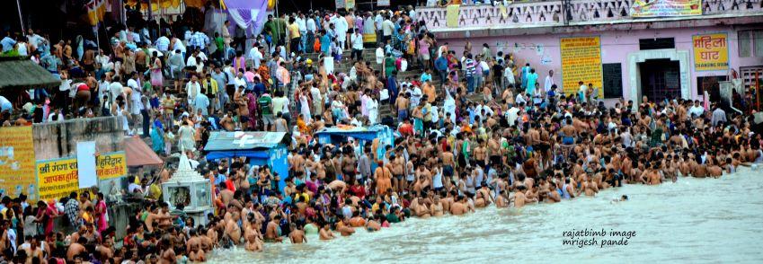 Ganga Dashahara in Uttarakhand