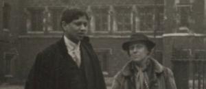बोसी सेन, और उनकी पत्नी फिलिप मौरेल के साथ