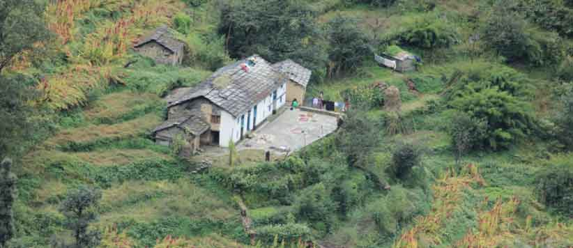 न जाने पहाड़ के कितने परिवारों की हकीकत है क्षितिज शर्मा की कहानी झोल खाई बल्ली