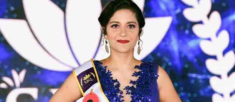 Mrs Singapore Beauty Queen 2019 Shradha Thapliyal