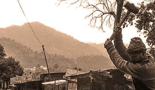 इंद्रू : जिसे प्रकृति ने लोहे और पत्थरों की सख्ती से निपटने के लिए ही पैदा किया
