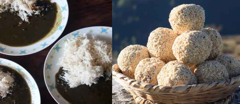 Kumaoni Dishes United Nation Mountain Recipes