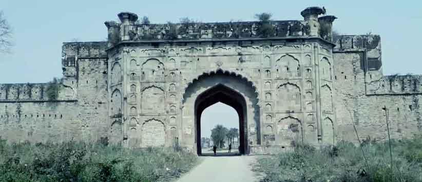 Najimabad Sultana Daku Kila History