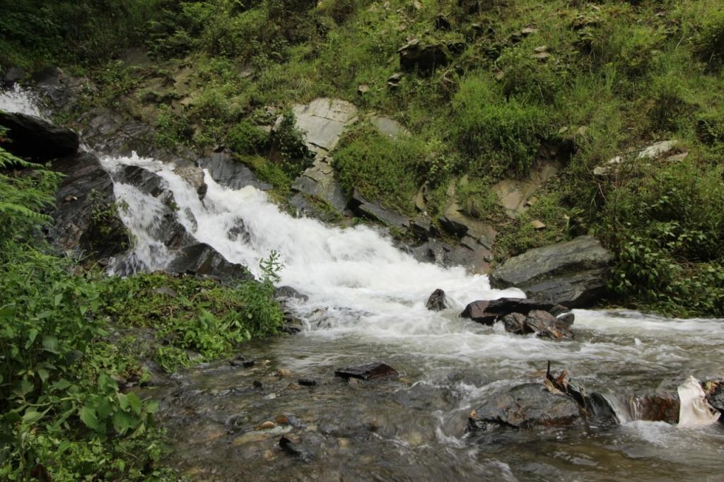 Chhid Waterfalls in Uttarakhand