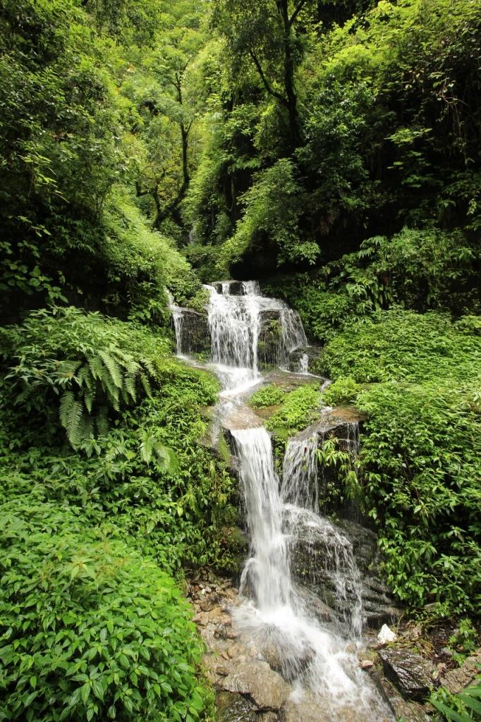 Chhid Waterfalls in Uttarakhand, Waterfalls in Uttarakhand